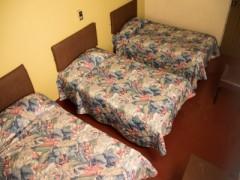 Foto de la habitacion Estándar 1 Cama Matrimonial y 2 Camas Individuales