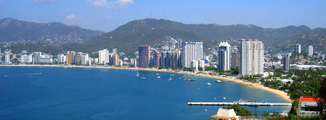 Foto panoramica de Acapulco