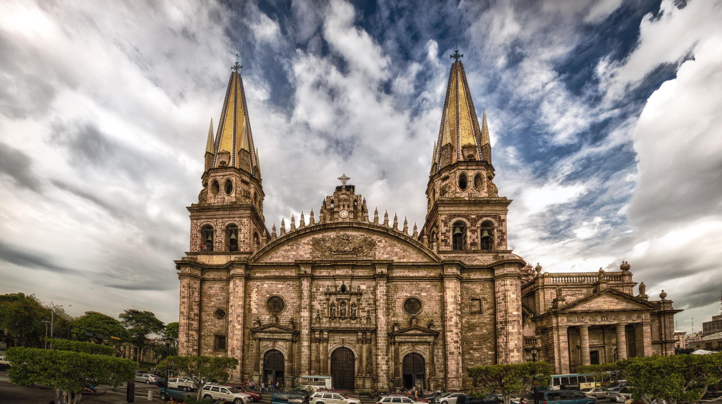 Foto panoramica de Guadalajara