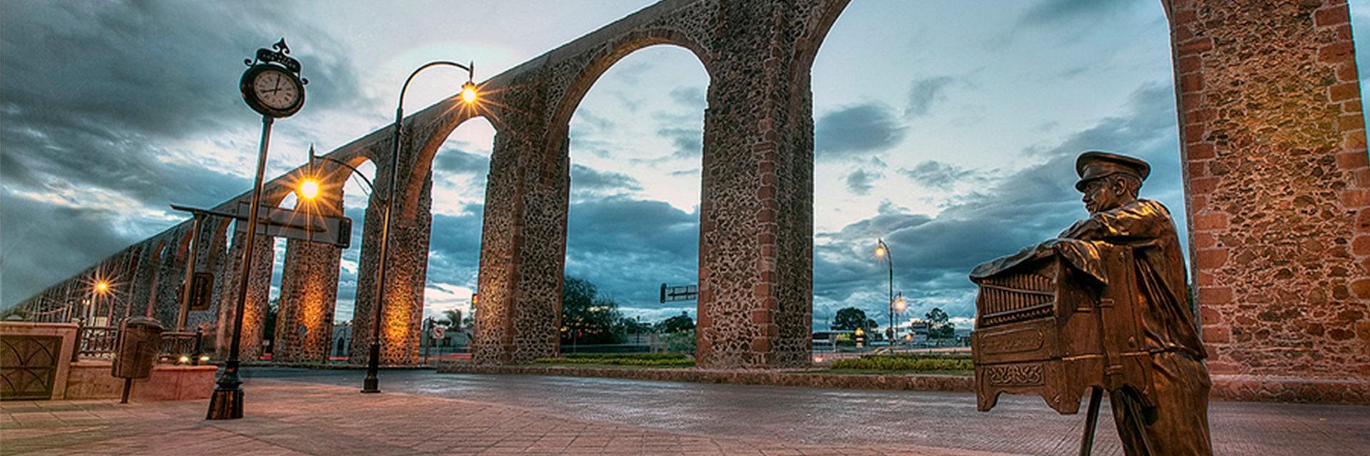 Foto panoramica de Queretaro