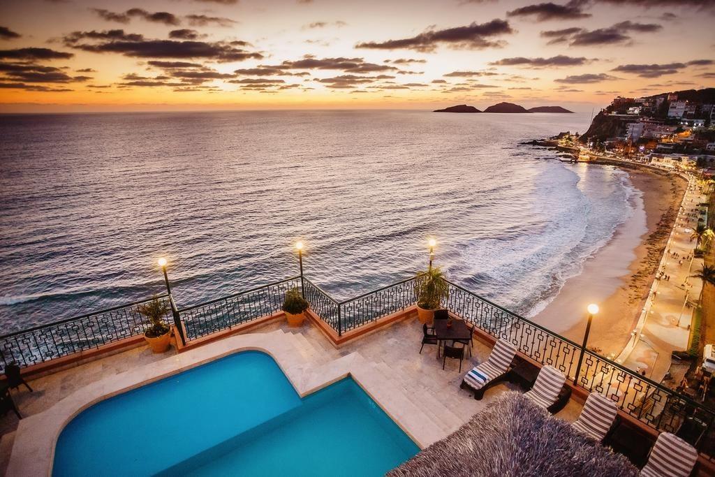 Panoramica del hotel Best Western Posada Freeman