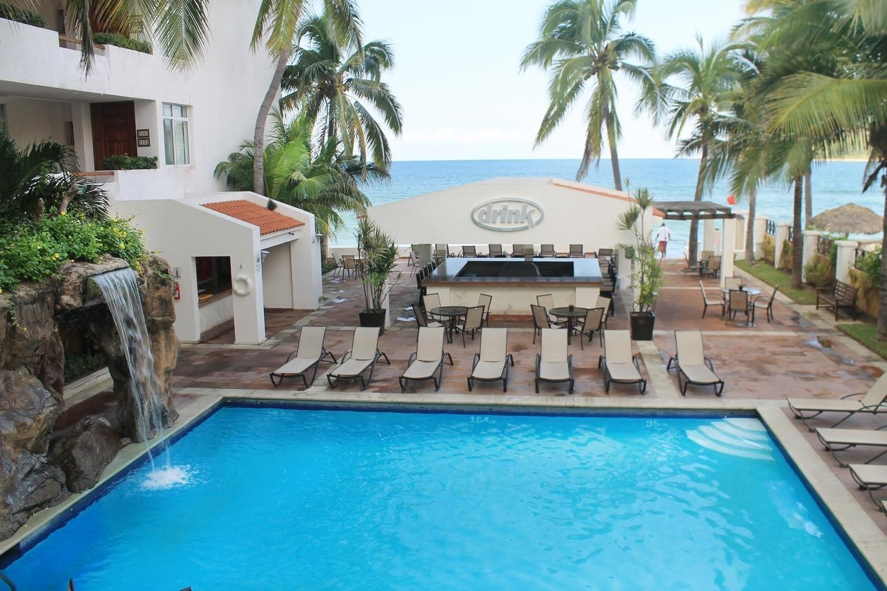 Panoramica del hotel Best Western Posada Freeman Zona Dorada