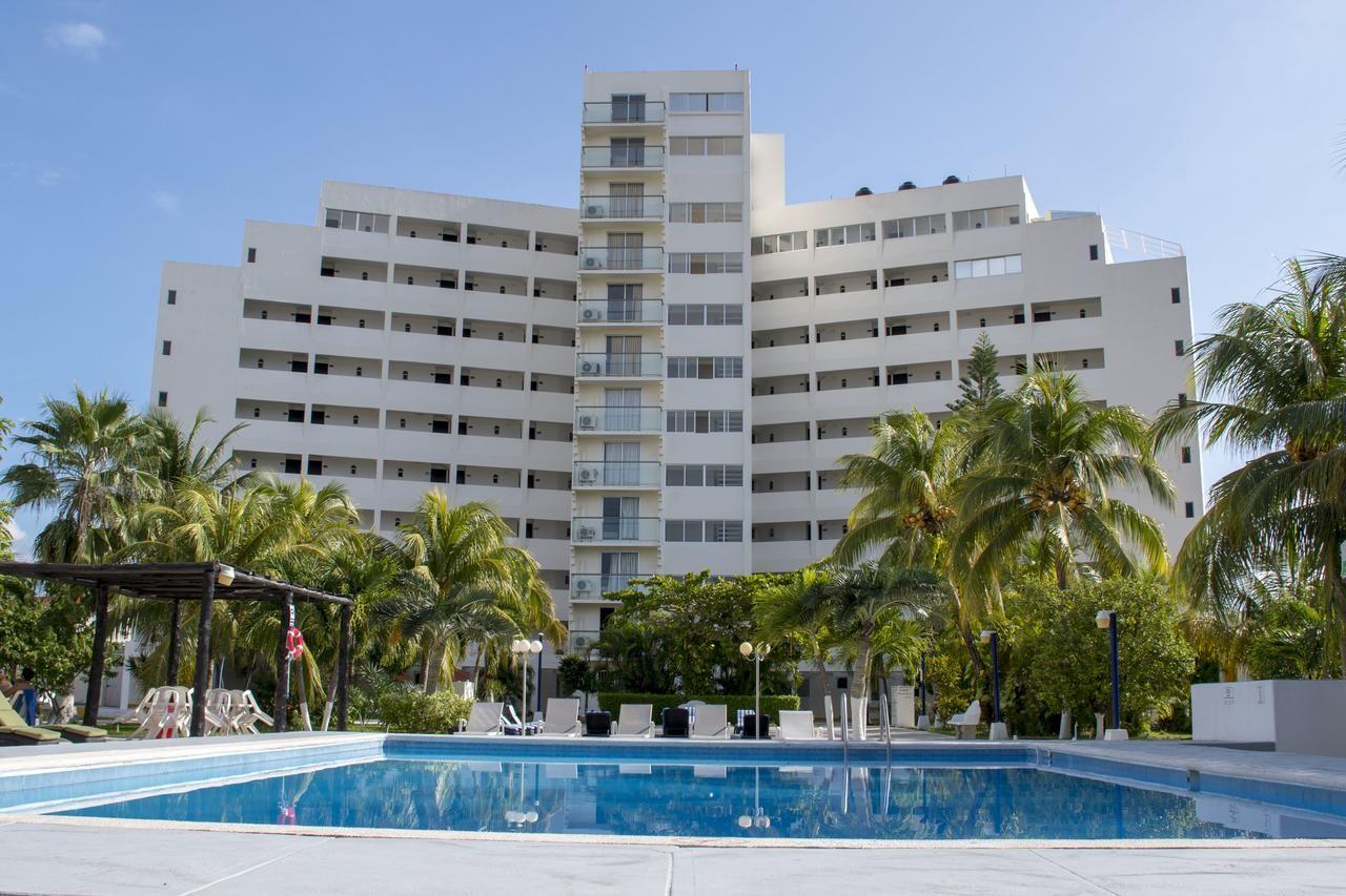 Panoramica del hotel Calypso Hotel Cancún