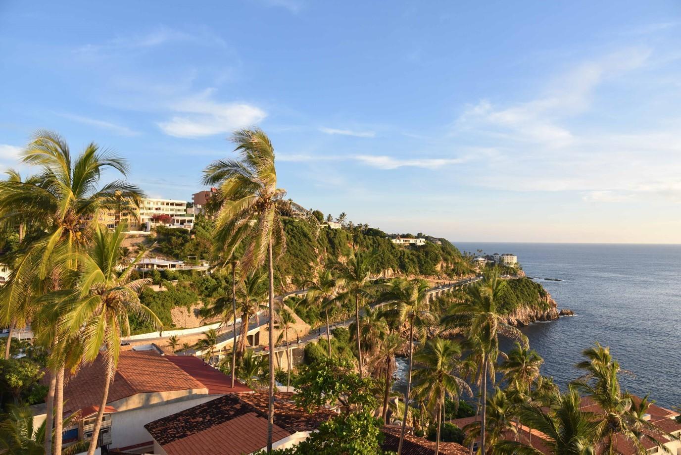 Panoramica del hotel Hotel Mirador Acapulco