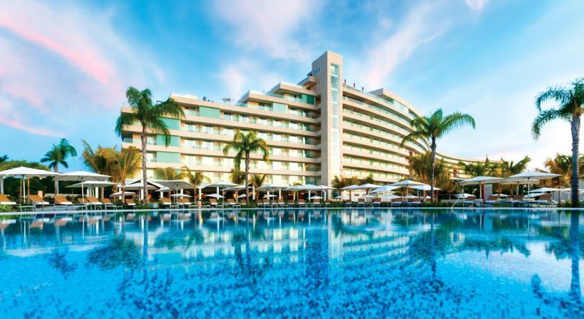 Panoramica del hotel Resort Mundo Imperial