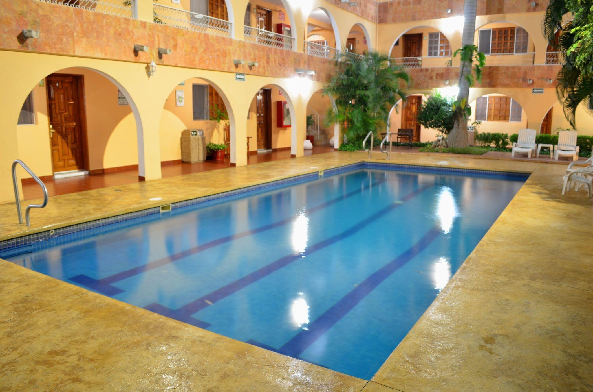 Panoramica del hotel Best Western Maya Yucatán
