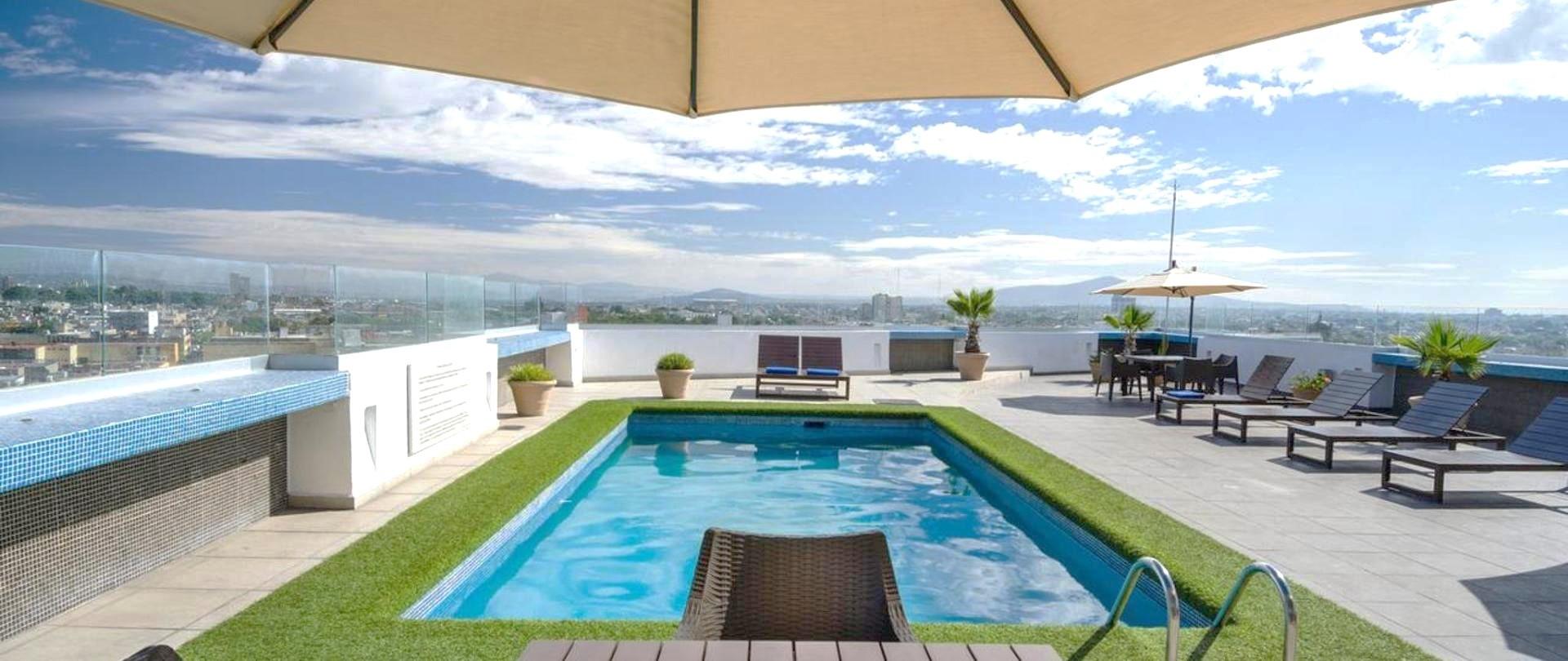Panoramica del hotel Best Western Plus Gran Hotel Centro Historico