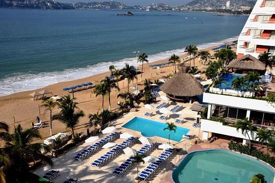 Panoramica del hotel HS HOTSSON Smart Acapulco