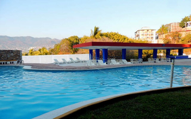 Panoramica del hotel Hotel Aristos Acapulco