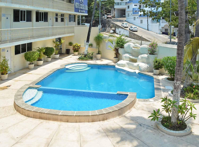 Panoramica del hotel Costa Linda