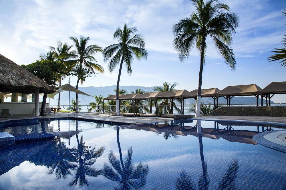 Panoramica del hotel Fiesta Americana Villas Acapulco