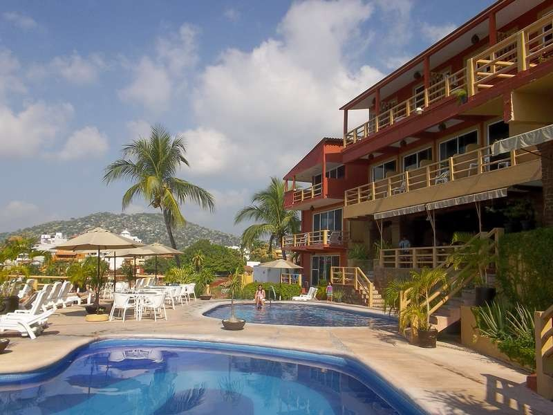 Panoramica del hotel Hotel Irma