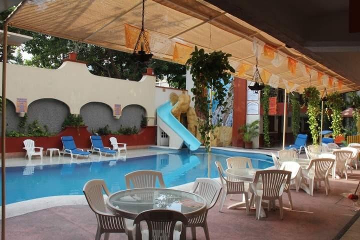 Panoramica del hotel Maria Eugenia Acapulco