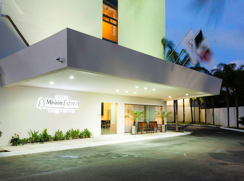Panoramica del hotel Misión Express Mérida Altabrisa
