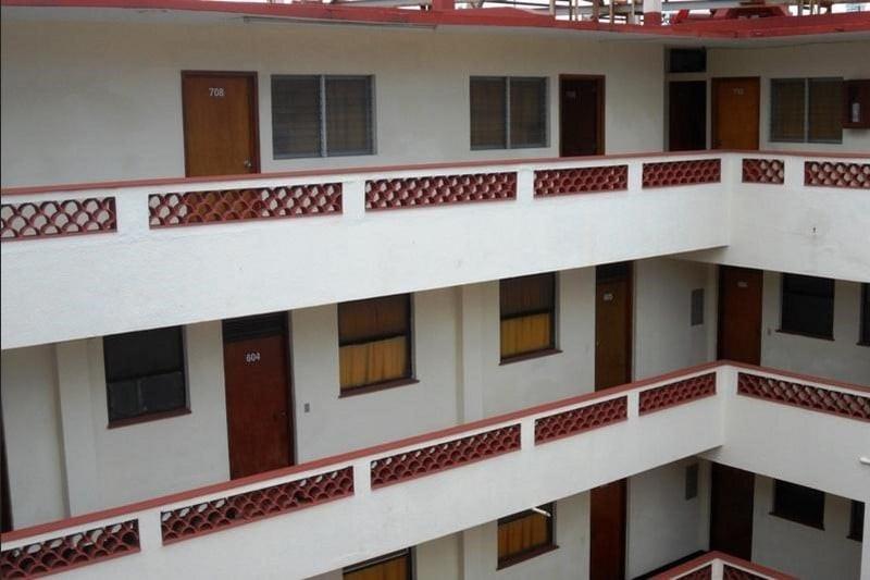 Panoramica del hotel Hotel Oviedo Acapulco