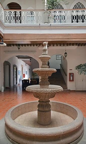 Panoramica del hotel Hotel Señorial