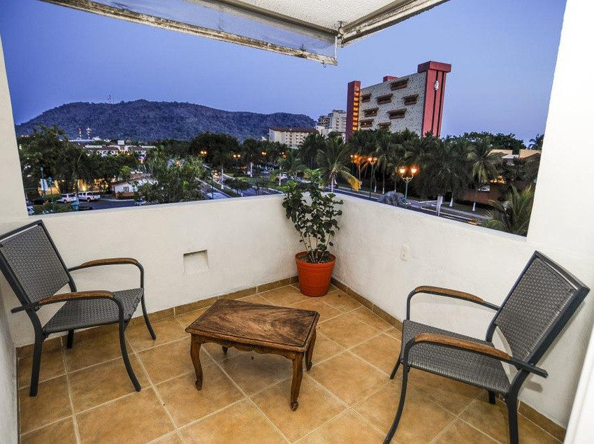 Panoramica del hotel Hotel Suites Ixtapa Plaza