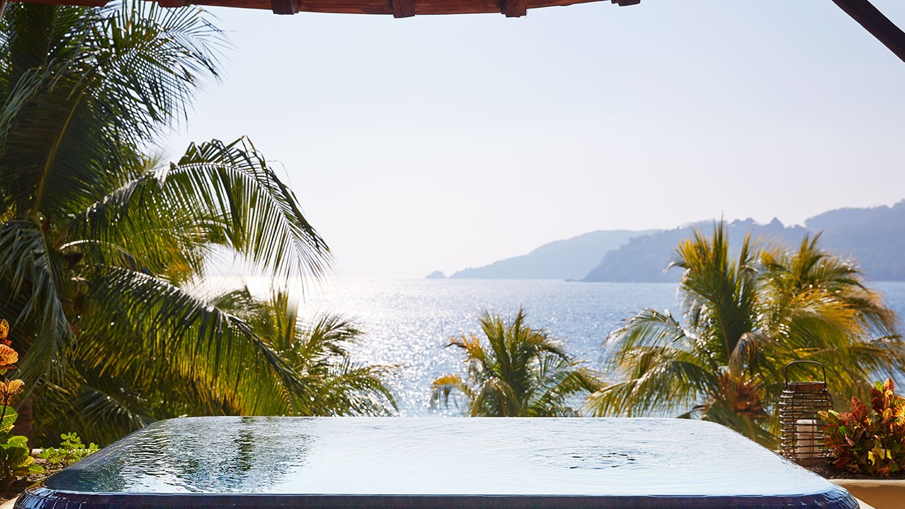 Panoramica del hotel Hotel Viceroy Zihuatanejo