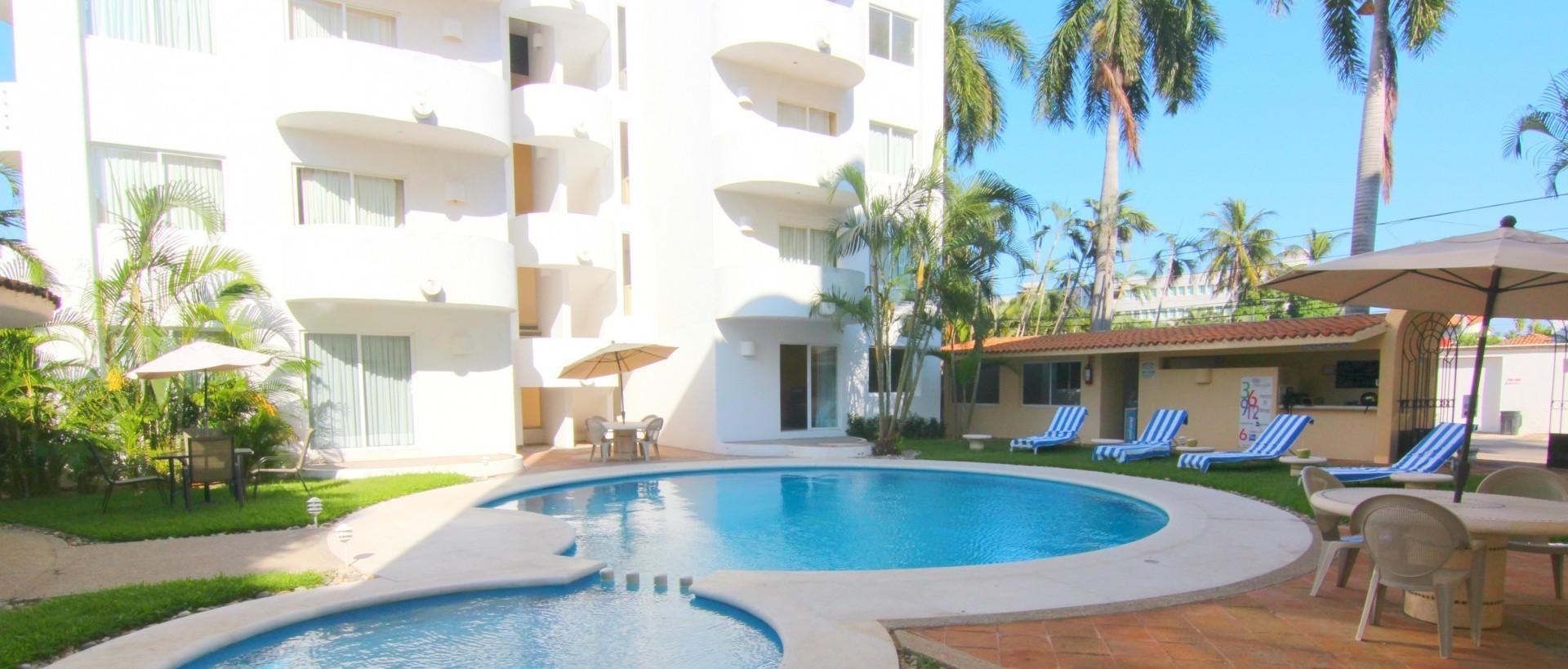 Panoramica del hotel Villamar Princesa Suites