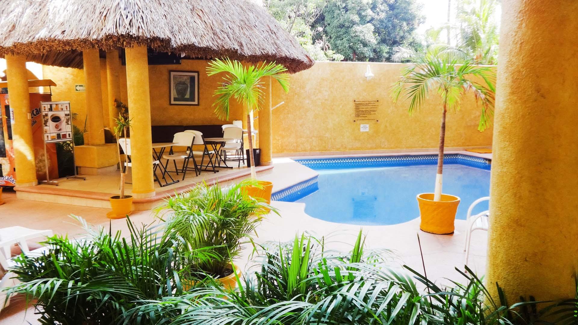 Panoramica del hotel Villas La Lupita