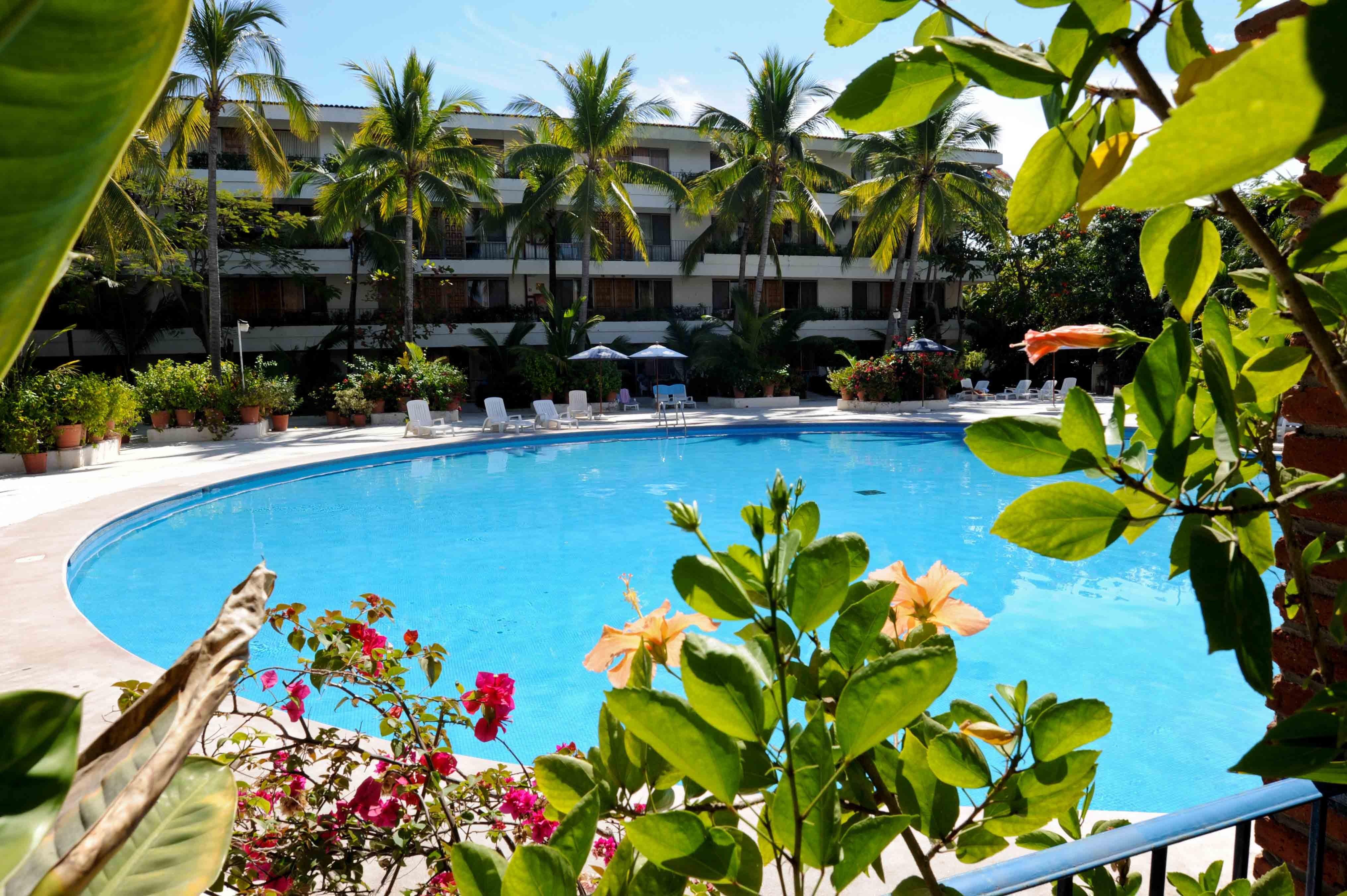 Panoramica del hotel Hotel Villas Paraíso Ixtapa
