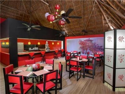 Restaurante Dragon Wei