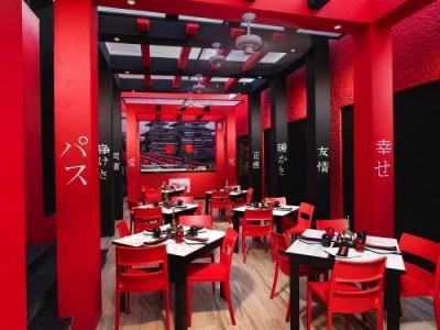 Restaurante Akeru Asia Lounge